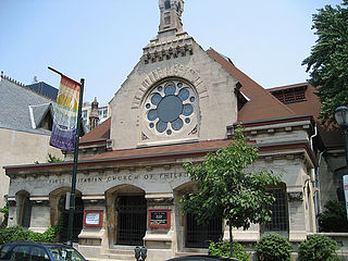First Unitarian Church of Philadelphia United States historic place