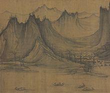 Peinture Chinoise Wikipédia