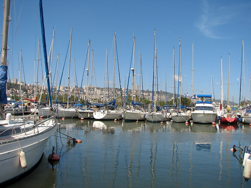 Fishing Harbor, Haifa 013