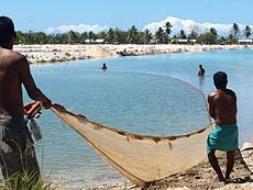 Fishing in Kiribati, 2008. Photo- AusAID (10695297335).jpg