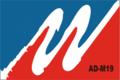 Flag of Alianza Democrática M-19.png