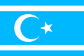 Flag of Iraq Turkmen Front.PNG