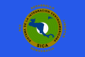 Flag of the Central American Integration System.svg