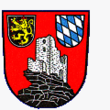 Coat of arms of Flossenbürg (by)