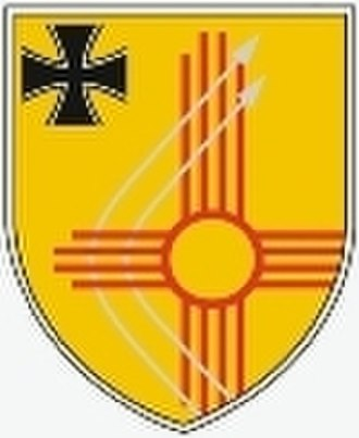 Holloman Air Force Base - COA of the German Air Force Tactical Training Center