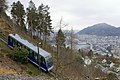 Floibanen, the funicular - Bergen, Norway - panoramio.jpg