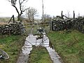 Flooded lane - geograph.org.uk - 1118501.jpg