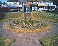 Flower bed, Pleasaunce Gardens, SE9 - geograph.org.uk - 926453.jpg