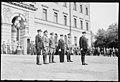 """Fo30141711140071 """"Reservebataljon Holmestrand paraderer for Quisling på Slottsplassen"""" 1942-06-14 (NTBs krigsarkiv, Riksarkivet).jpg"""