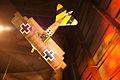Fokker Dr.I inverted light Early Years NMUSAF 25Sep09 (14596582421).jpg