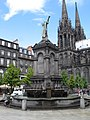 Fontaine Urbain II and Notre Dame Assomption 5 - Clermont-Ferrand.jpg