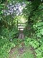 Footbridge, Lickfold - geograph.org.uk - 1342022.jpg