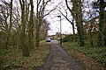 Footpath from Worlds End to Lonsdale Drive, Enfield - geograph.org.uk - 732904.jpg