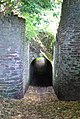 Footpath through tunnel, Iron Acton - geograph.org.uk - 522582.jpg