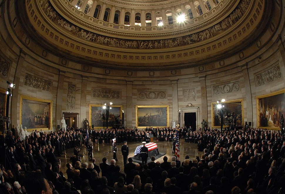 Ford state funeral
