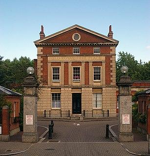 London Fever Hospital Hospital in England