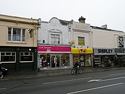 Former Regent Cinema, Shirley High Street