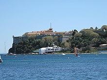 Île Sainte-Marguerite — Wikipédia