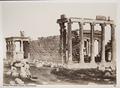 Fotografi av Erechteiontemplet på Akropolis i Aten - Hallwylska museet - 103042.tif