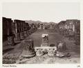 Fotografi av Pompeji, Italien - Hallwylska museet - 106868.tif