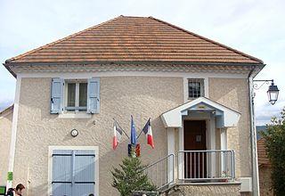 Fouillouse Commune in Provence-Alpes-Côte dAzur, France
