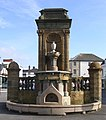 Fountain near Chippenham Museum and Heritage Centre - geograph.org.uk - 944323.jpg