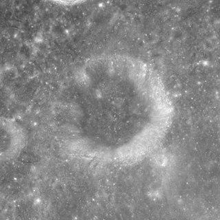 Fox (crater) lunar crater