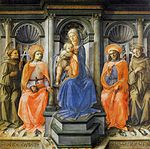Fra Filippo Lippi - Madonna Enthroned with Saints - WGA13224.jpg