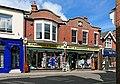 Framptons, High Street, Ringwood - geograph.org.uk - 2544717.jpg