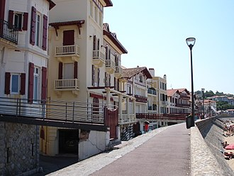 Saint-Jean-de-Luz - Waterfront