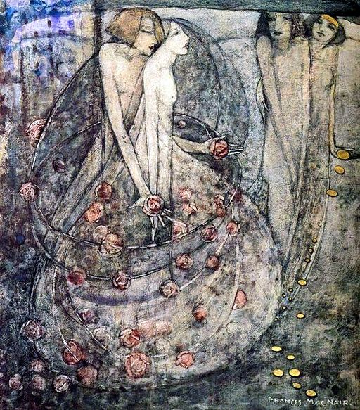 Frances MacDonald - The Choice 1909