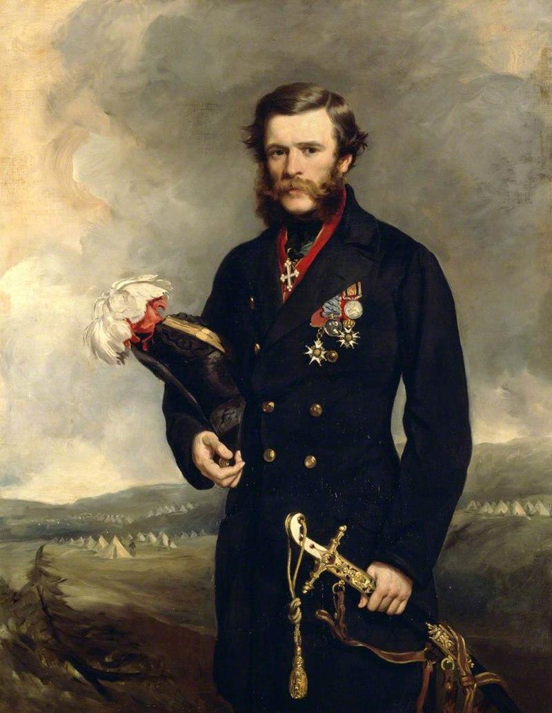 Francis Grant (1803-1878) - General, the Right Honourable Sir Percy Egerton Herbert (1822–1876), PC, KCB, MP - 1180924 - National Trust.jpg