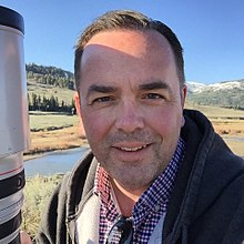 Frank Schulenburg in Lamar Valley, Yellowstone.jpg
