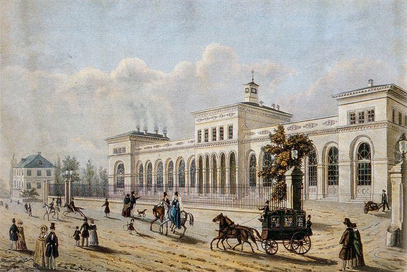 Berkas:Frankfurt Taunusbahnhof 1850.jpg