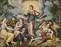 Frans Floris de Vriendt (Umkreis) - Allegorie auf den Lohn der Tugend und die Strafe des Lasters - 10354 - Bavarian State Painting Collections.jpg