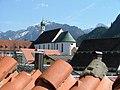 Franziskus über den Dächern - panoramio.jpg