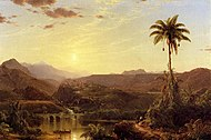 Frederic Church - The Cordilleras, Sunrise.jpg