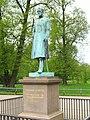 Frederik VI by Herman Wilhelm Bissen - Fredericksberg Gardens, Copenhagen - DSC08914.JPG