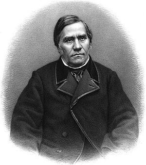 Alexandre Pierre Freslon - Portrait from Panthéon des illustrations françaises au XIXe siècle, Paris, c. 1865.