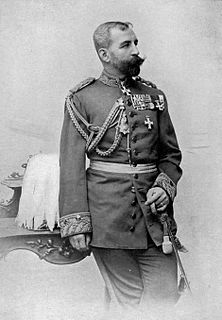 Friedrich von Bernhardi German general