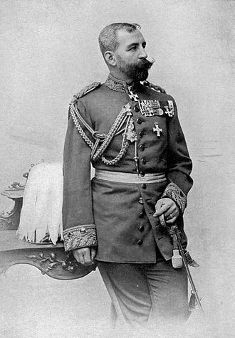 Friedrich von Bernhardi - Image: Friedrich von Bernhardi 1910