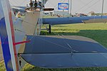 Friends of Jenny DH.4 tail detail.jpg
