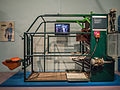 Fries Landbouwmuseum Earnewâld - Prototype melkrobot uit 1983.jpg