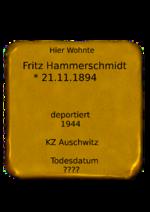 Fritz Hammerschmidt