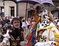 Frohsinn Donaueschingen Hansel und Gretle Narrentreffen Meßkirch 2006 4.jpg