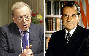 The Nixon Interviews - David Frost and Richard Nixon