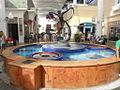 Fuente de agua - Shopping La Isla.JPG