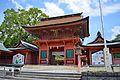 Fujisanhongū-sengen-taisha roumon.JPG