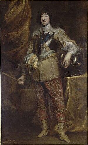 Orléans, Gaston, Duc d' (1608-1660)