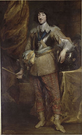 Gaston, Duke of Orléans - Gaston in 1634